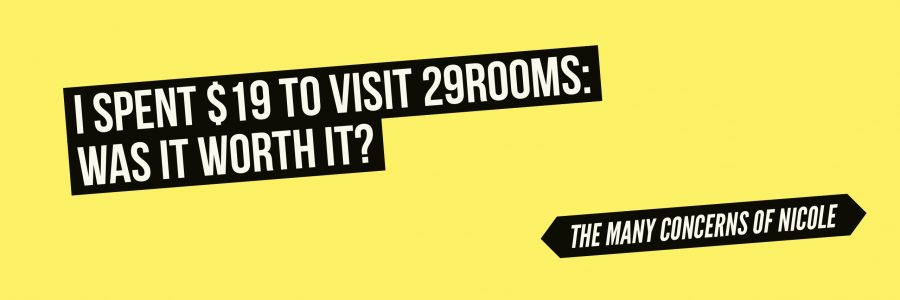 I visited 29rooms